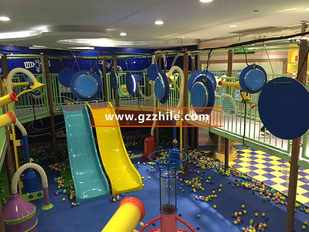 室内儿童乐园
