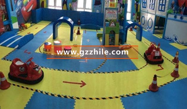 室内儿童乐园海洋主题淘气堡