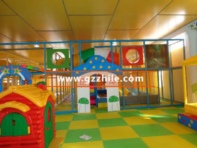 室内儿童乐园淘气堡项目