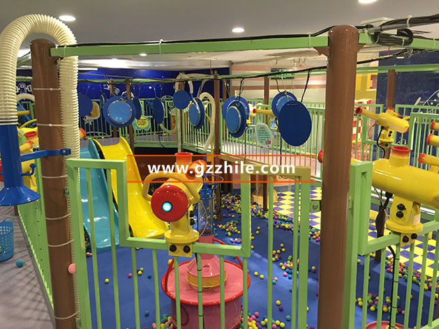 室内儿童乐园运营
