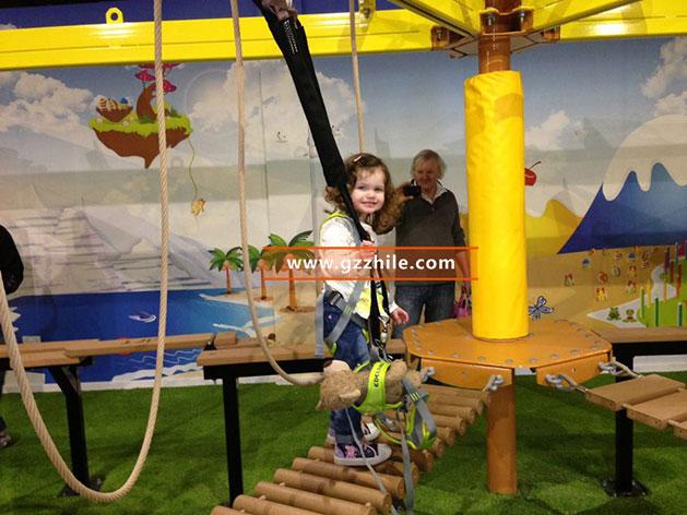 拓展室内儿童乐园
