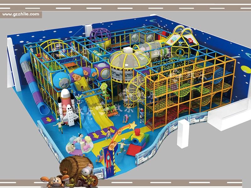 淘气堡主题乐园