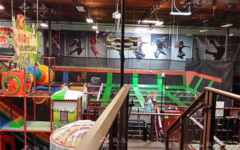 儿童游乐设施,广州互动蹦床,互动滑梯,互动砸球等等
