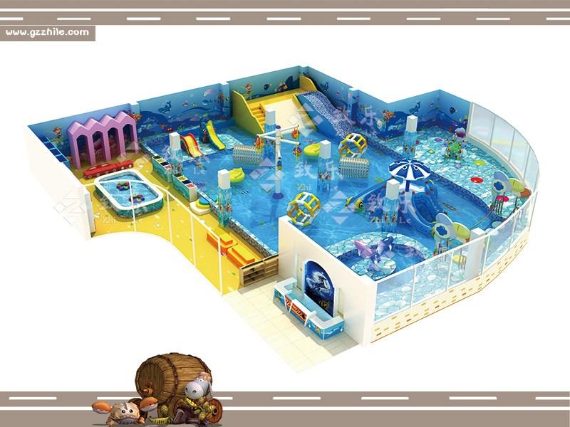 2017年室内水上儿童乐园的行业发展趋势及运营方法