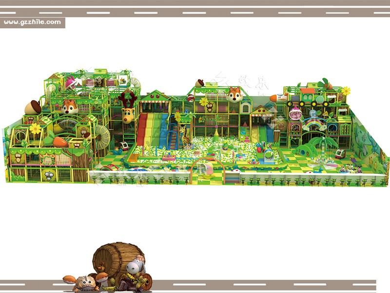 淘气堡儿童乐园