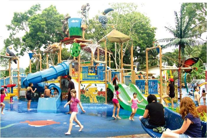 室内水上儿童乐园-广州致乐