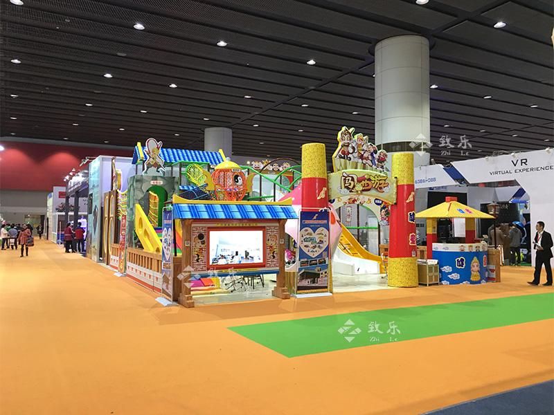 2017年儿童游乐园有哪些新设备