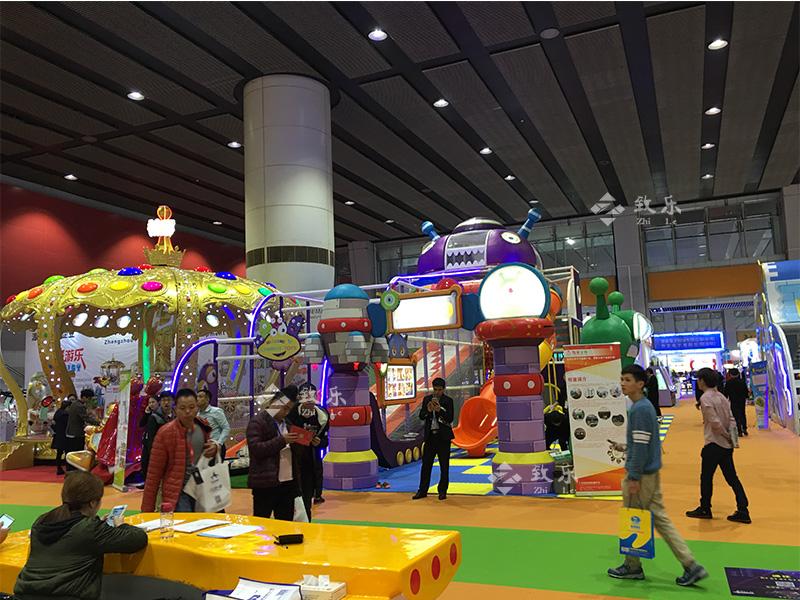2017年儿童游乐园新设备www.gzzhile.com