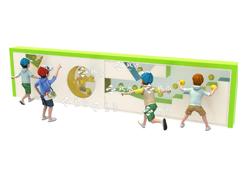 儿童乐园游乐产品新设备-海洋球奇幻之旅
