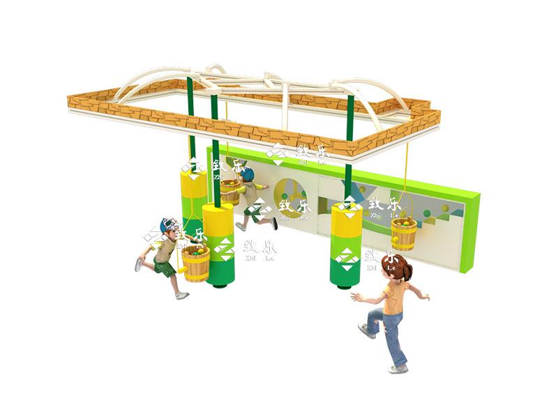 儿童游乐新设备-蚂蚁特工