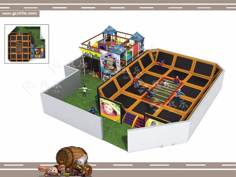儿童主题乐园的产品如何搭配-儿童乐园厂家告诉你