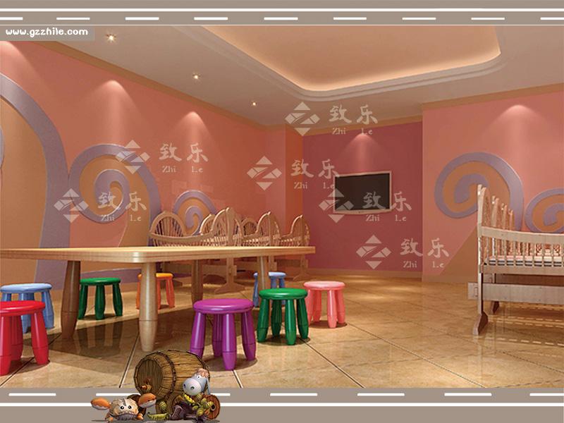 儿童乐园衍生设备幼儿园设备