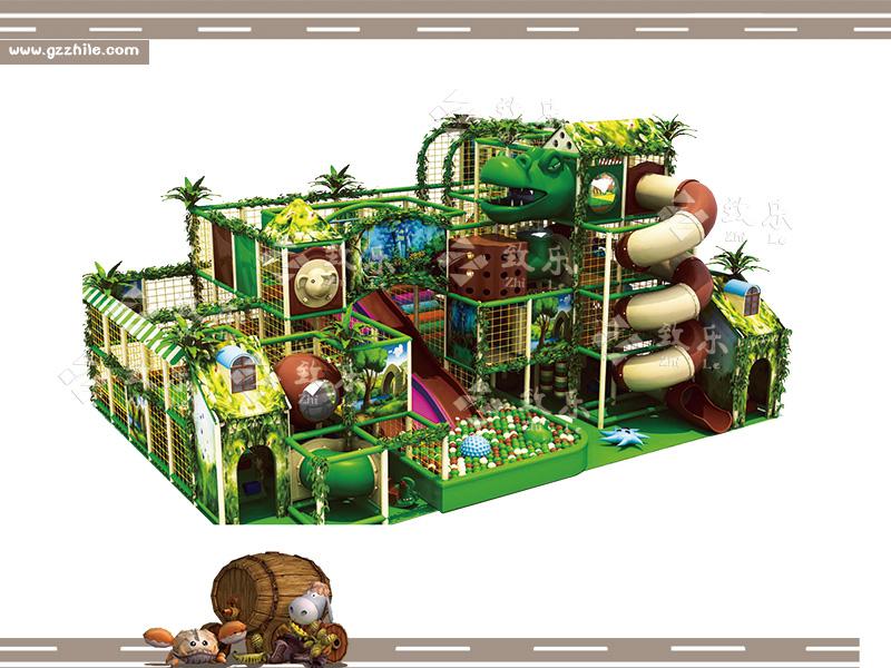 亚马逊森林淘气堡