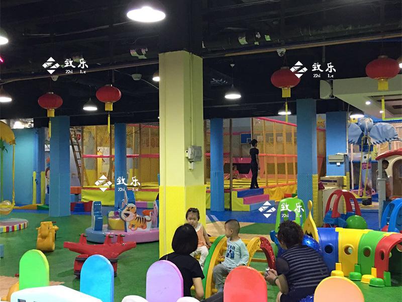 淘气堡设备儿童乐园案例