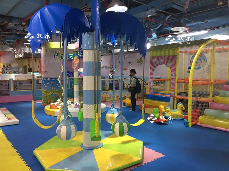 海洋球池沙池儿童乐园案例