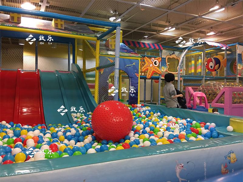 室内儿童乐园投资