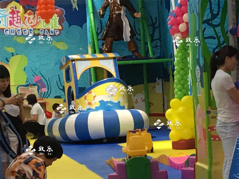儿童乐园游乐场