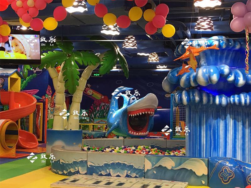 儿童乐园游乐设施