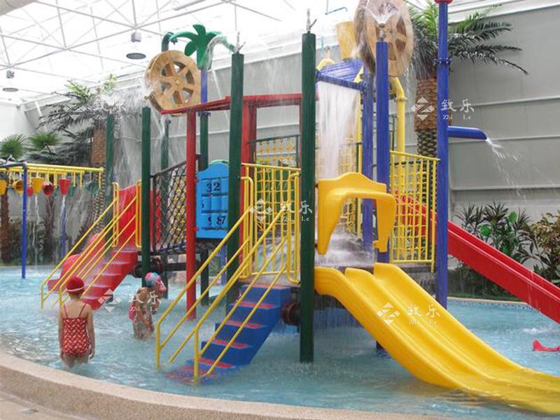 室内水上儿童乐园
