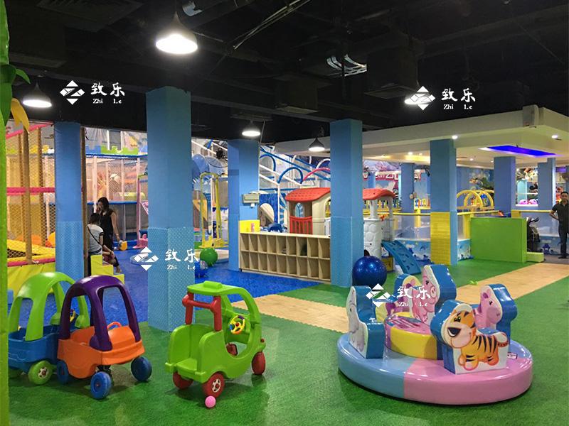 主题类儿童游乐园