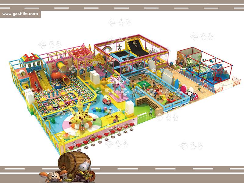 室内儿童乐园设备