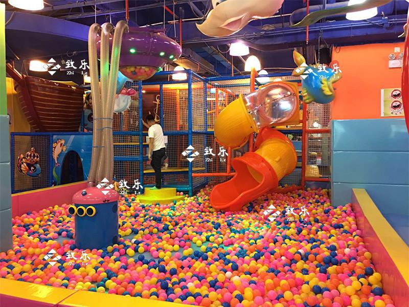 海珠海洋球池乐园