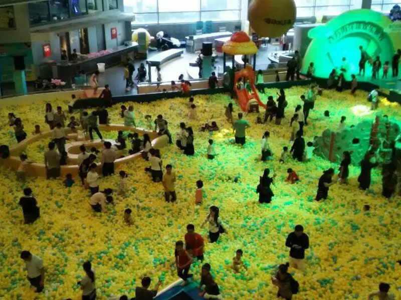 儿童成长主题乐园