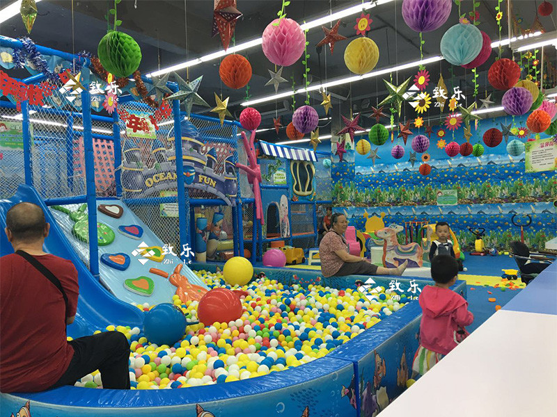 儿童乐园设施设备